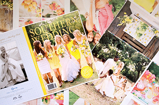 get Published in Southern Weddings