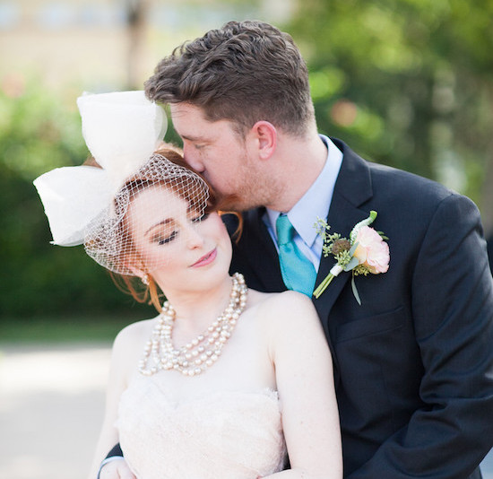 Downtown Lakeland Florida Wedding: Southern Weddings Feature