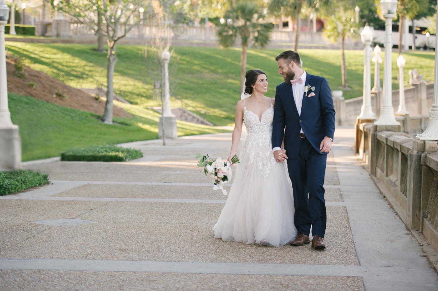 Kalyn + Joey's Romantic Lake Mirror Wedding