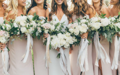 Using Ribbon To Make Your Bouquet Stand Out