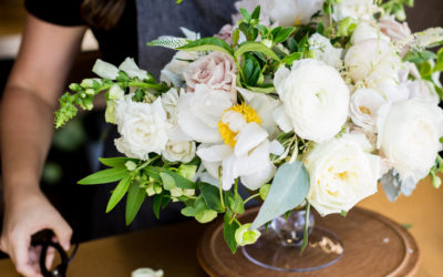 Caring for your Bouquet on your Wedding Day
