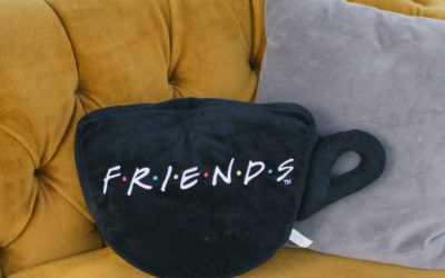 Friends Themed Graduation Party
