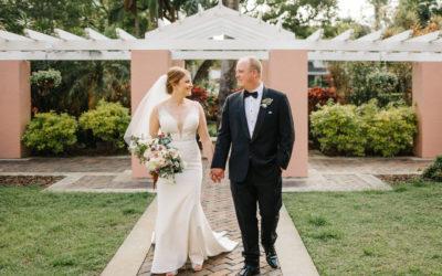 E+J's Elegant and Romantic St. Petersburg Wedding